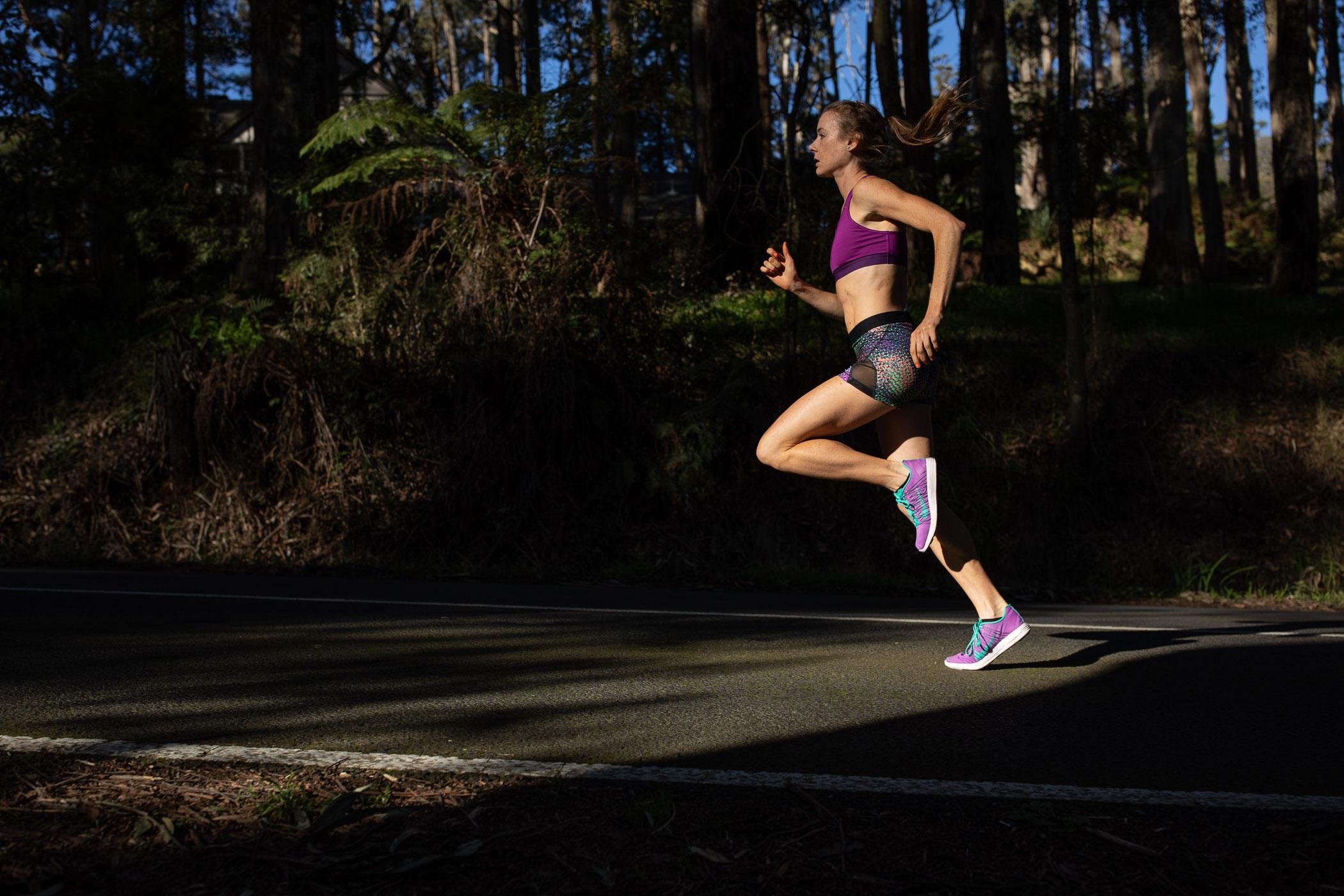 Australian Runner Lissy Duncan
