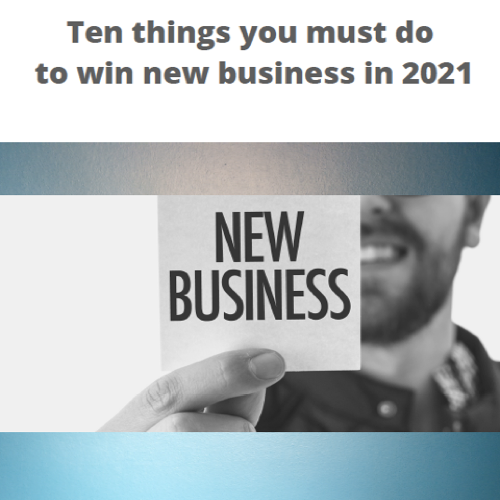 win new business