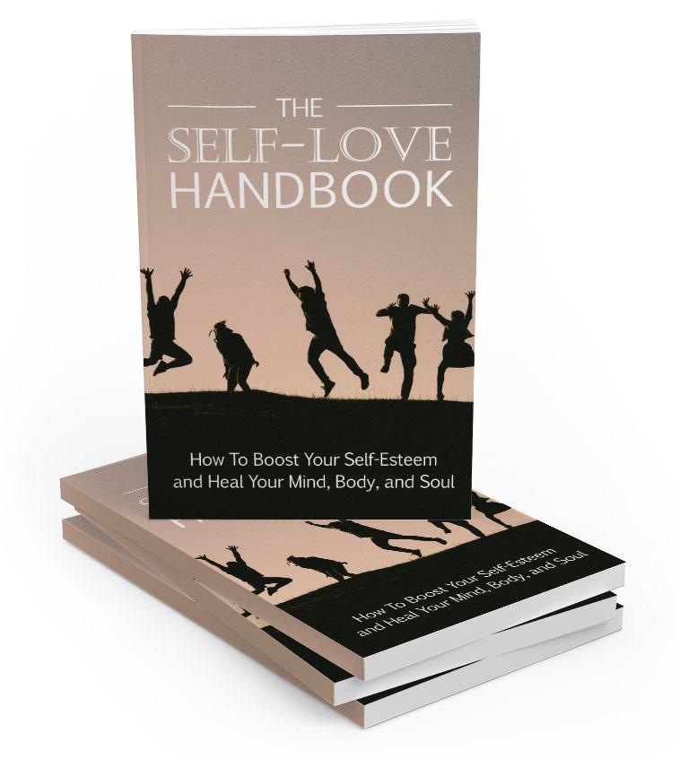 The Self-Love Handbook Cover