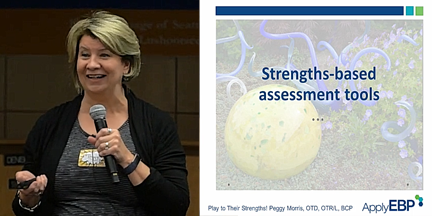Play to Their Strengths - Assessment