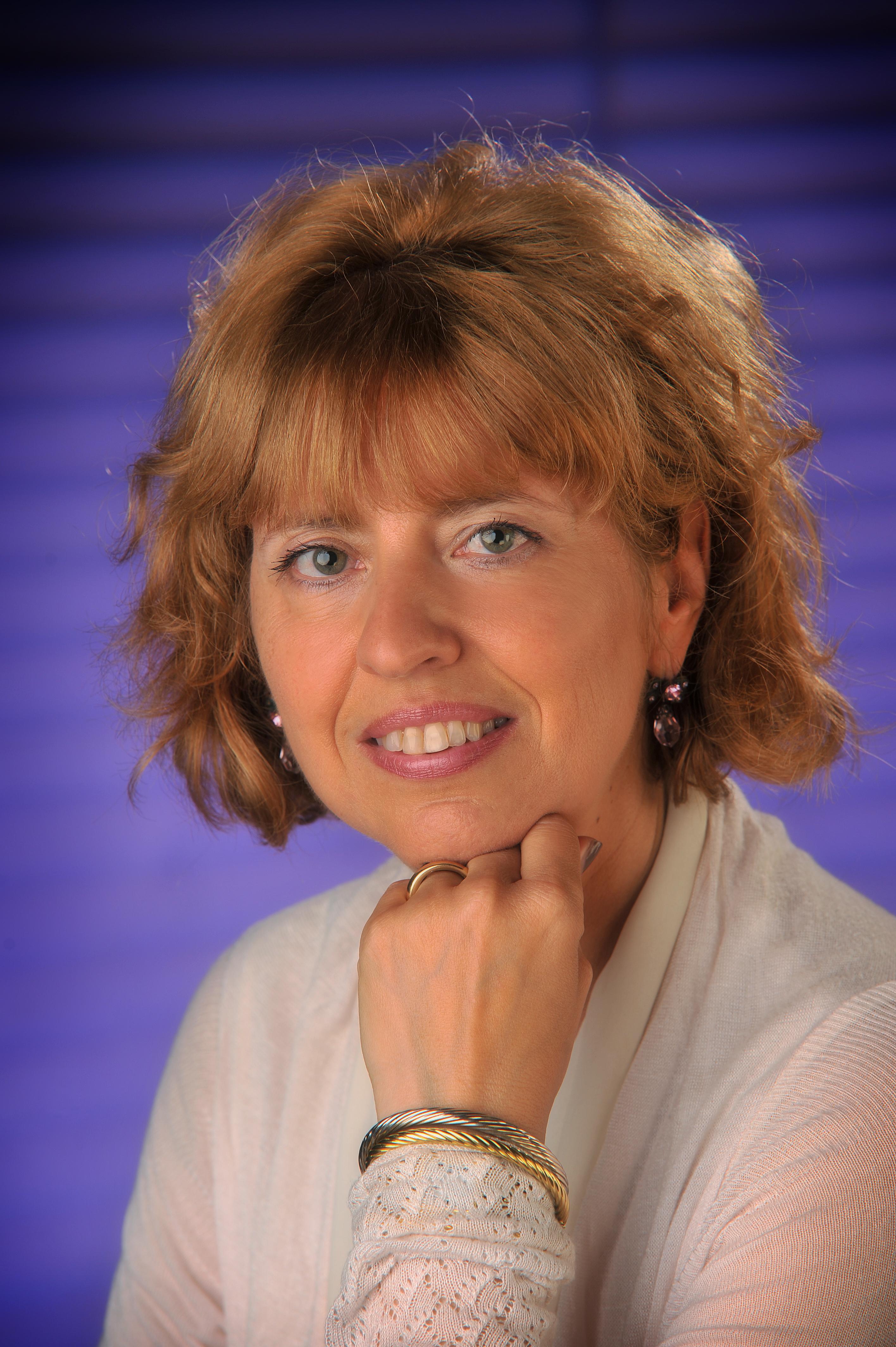 Christina Malinjod, coach bien-être  et communication.et communication