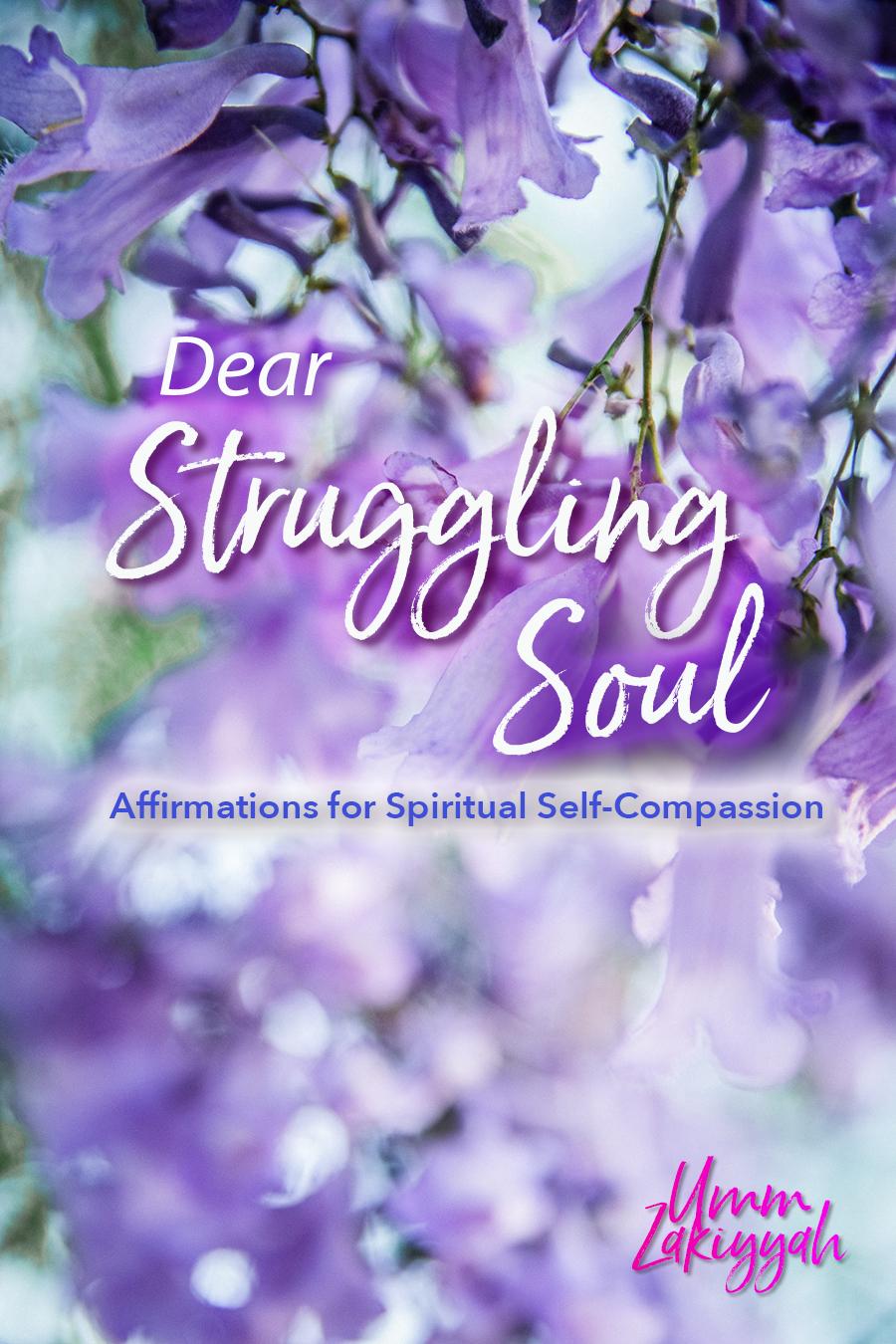 Cover of Dear Struggling Soul