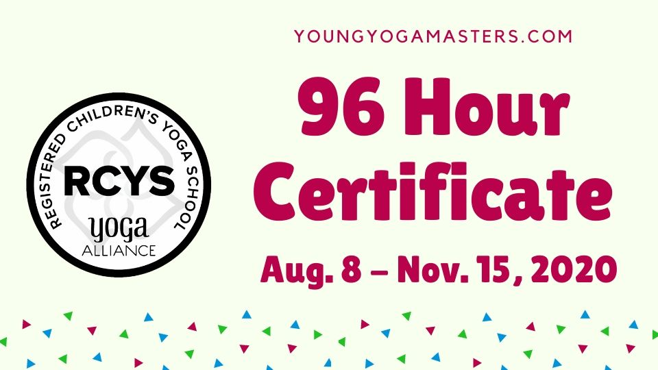 Young Yoga Masters -Yoga Alliance Registered Children