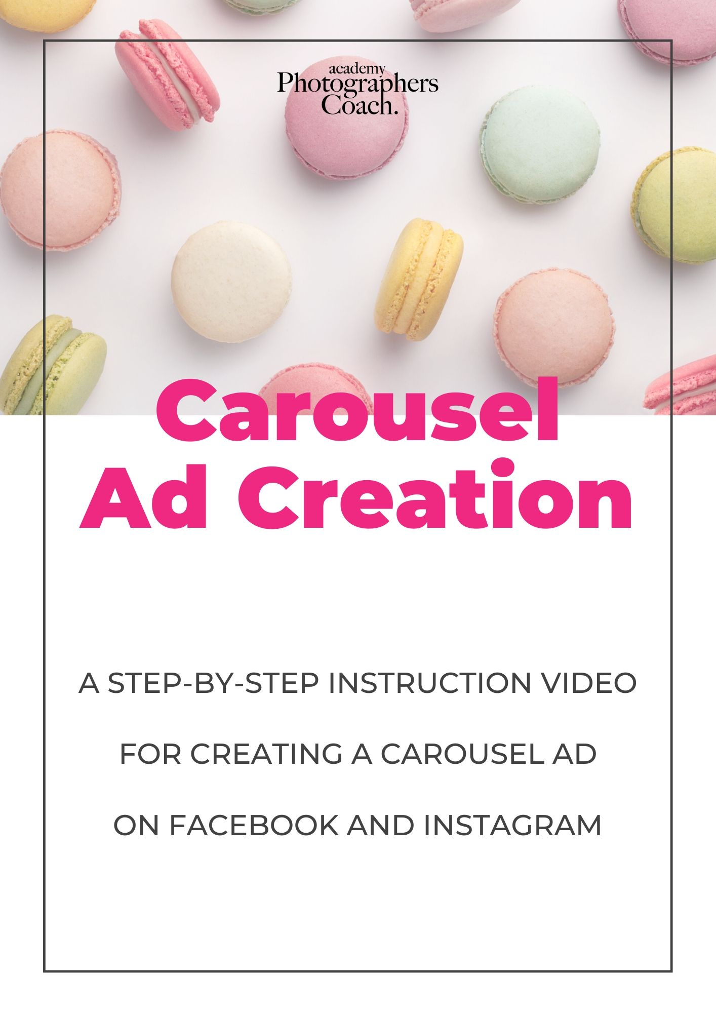 Bonus 3: Carousel Ad Creation