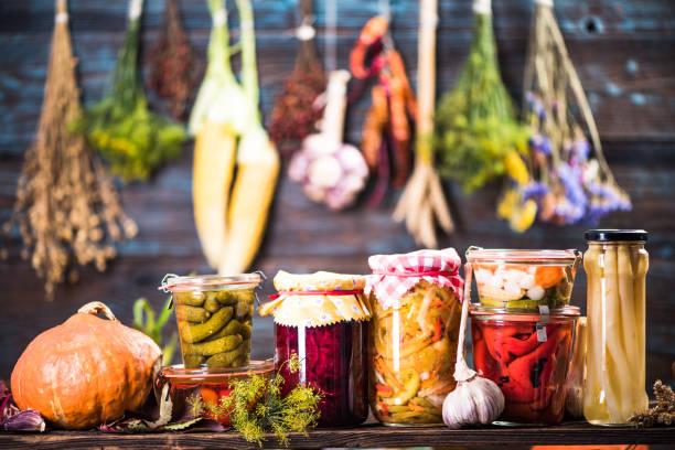Vegetable Fermentation