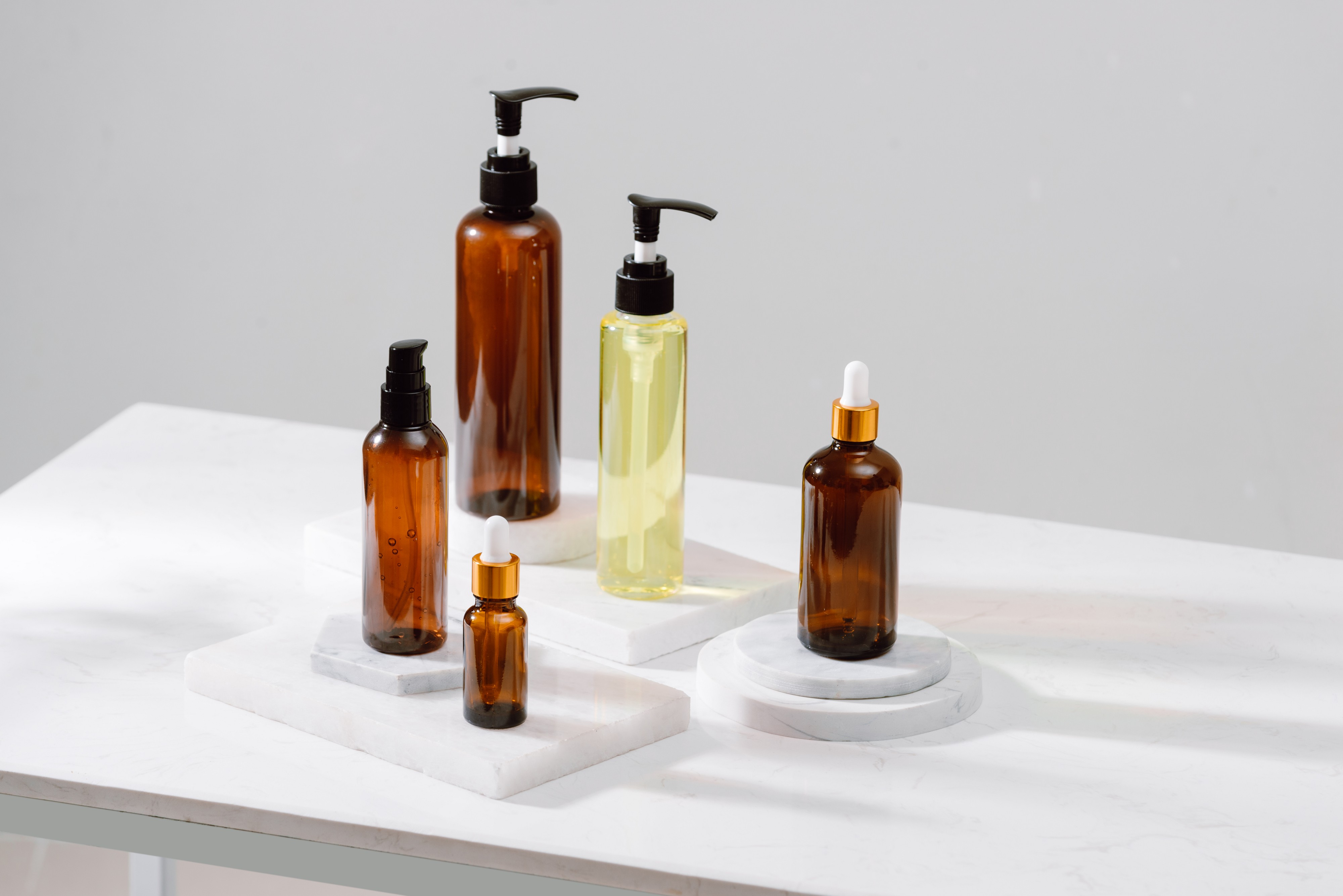 create skincare products