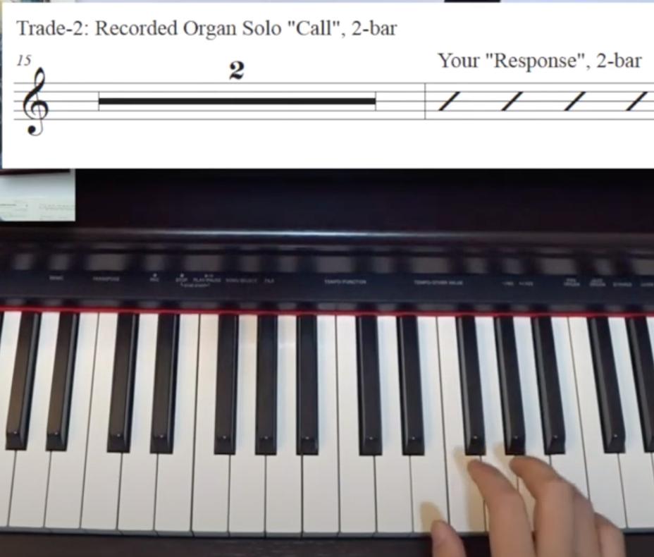 Jazz Improvisation, Jazz Solo, Piano Improvise, Piano Solo, Blues Scales