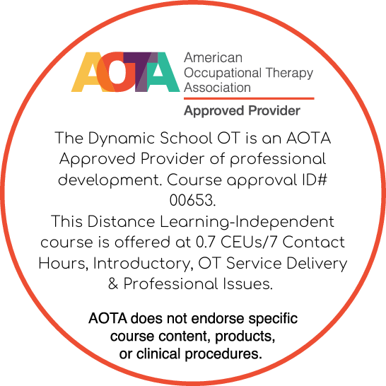 dynamic school ot aota