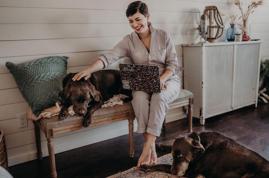 Pet industry business coach, Tori Mistick