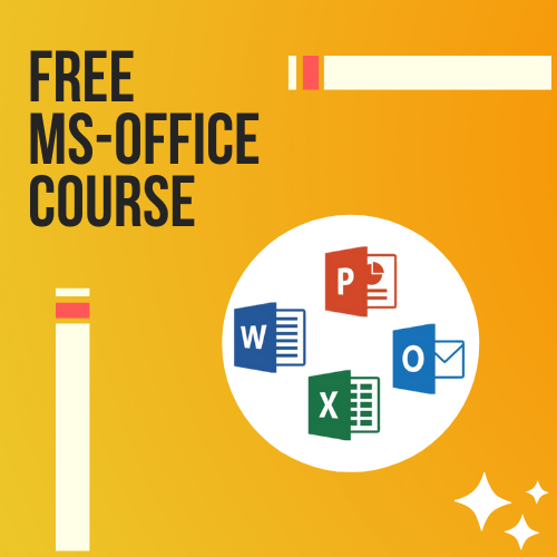 Free MS-Office Course