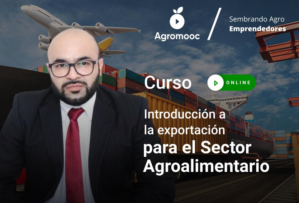 Curso Exportación Agromooc