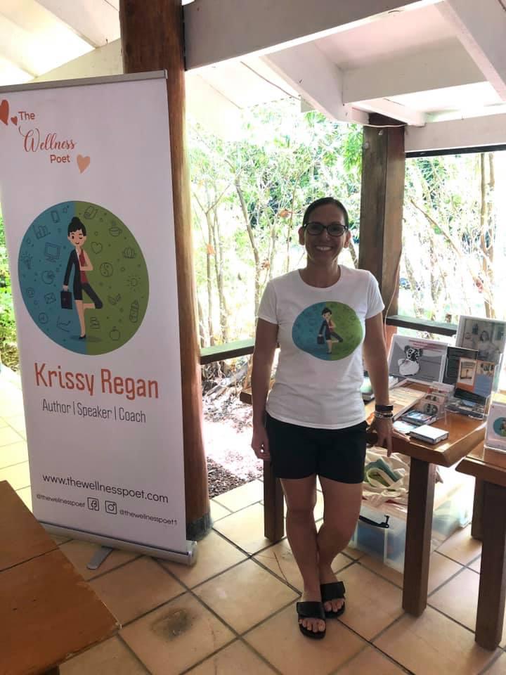 Krissy Regan Wellness Coach