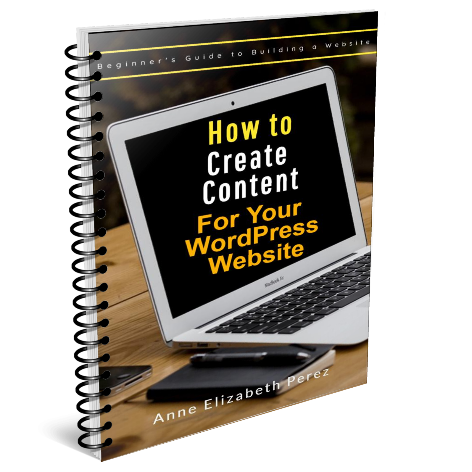 How to create content for your wordpress website