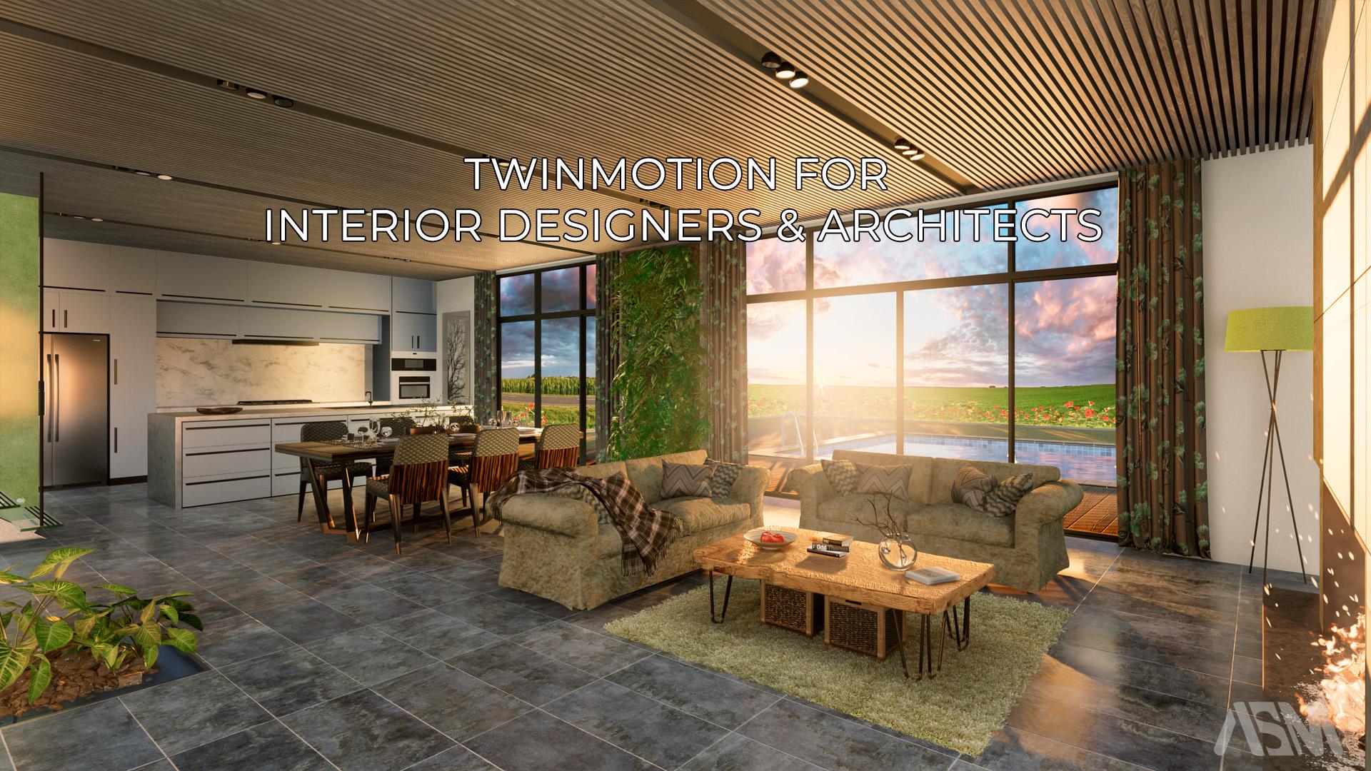 Twinmotion Interior Course