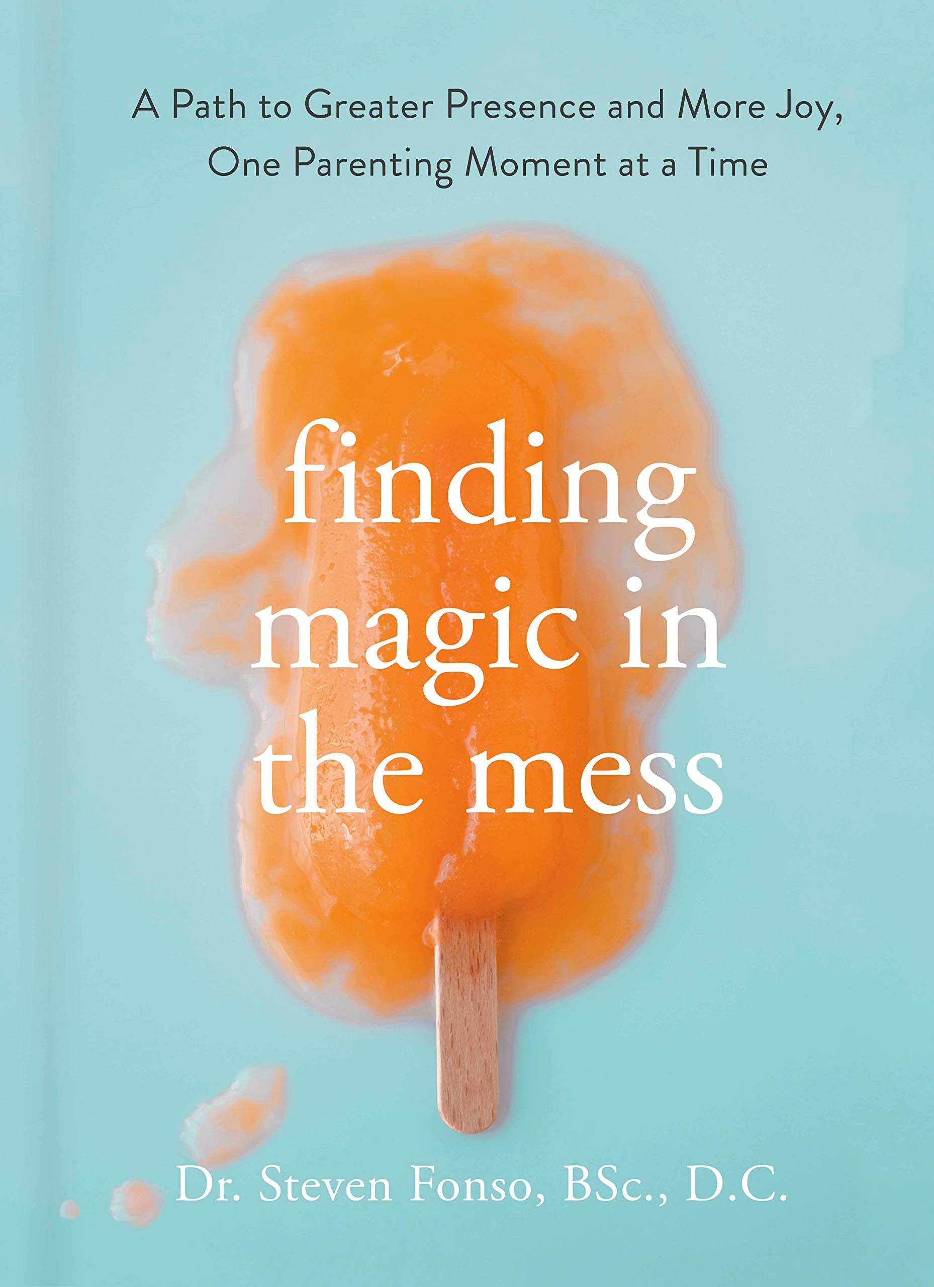 Finding Magic in the Mess by Dr. Steven Fonso