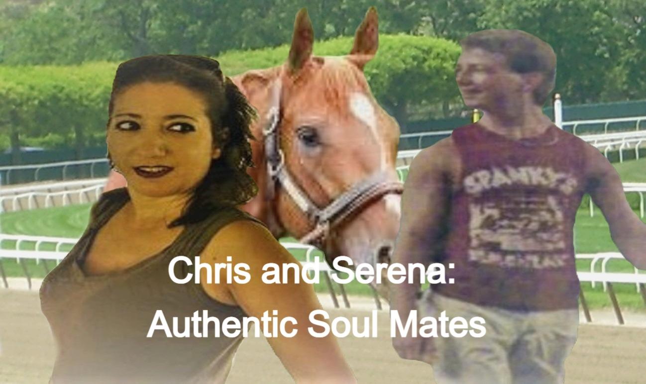 Chris and Serena