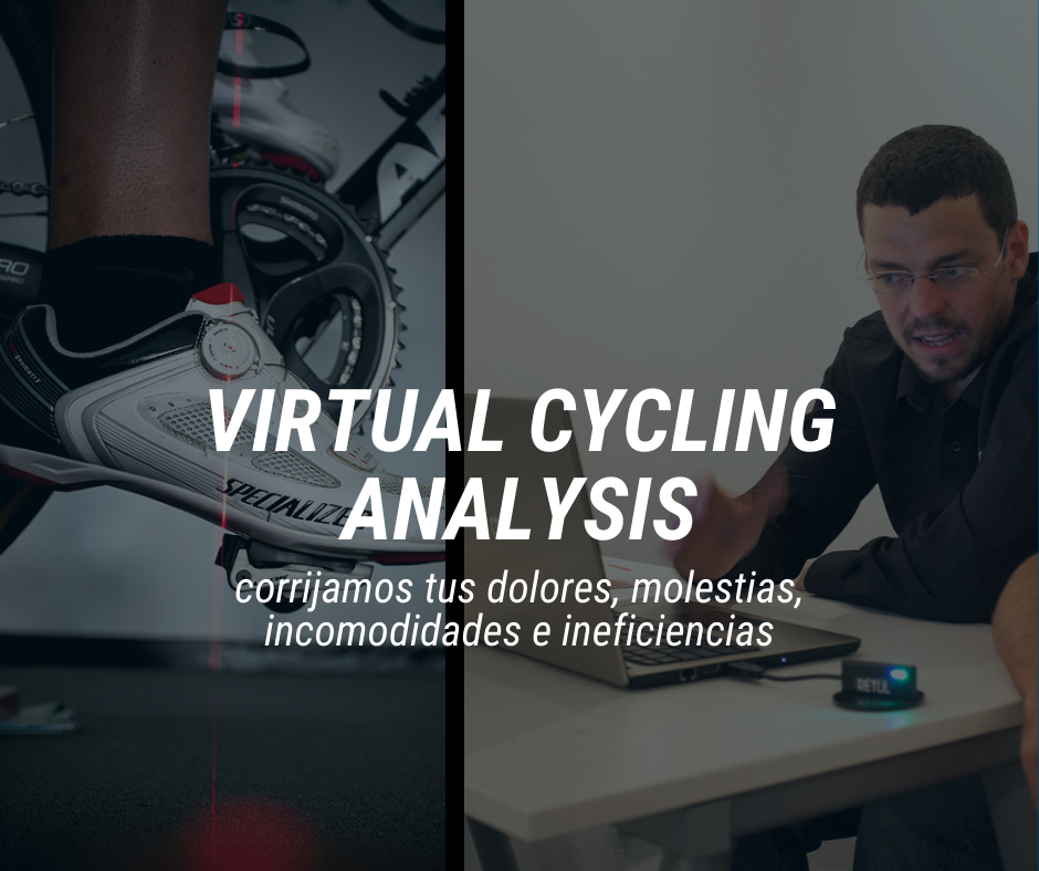 Virtual Cycling Analysis