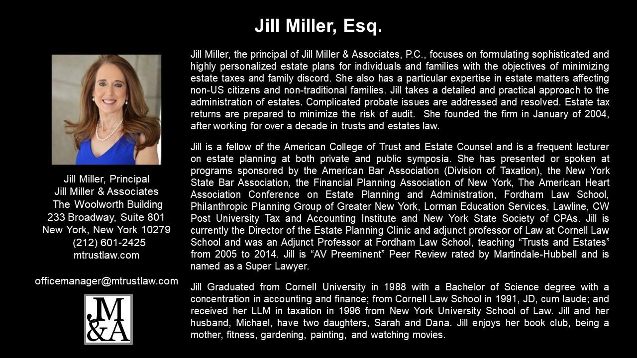 APEG Jill Miller