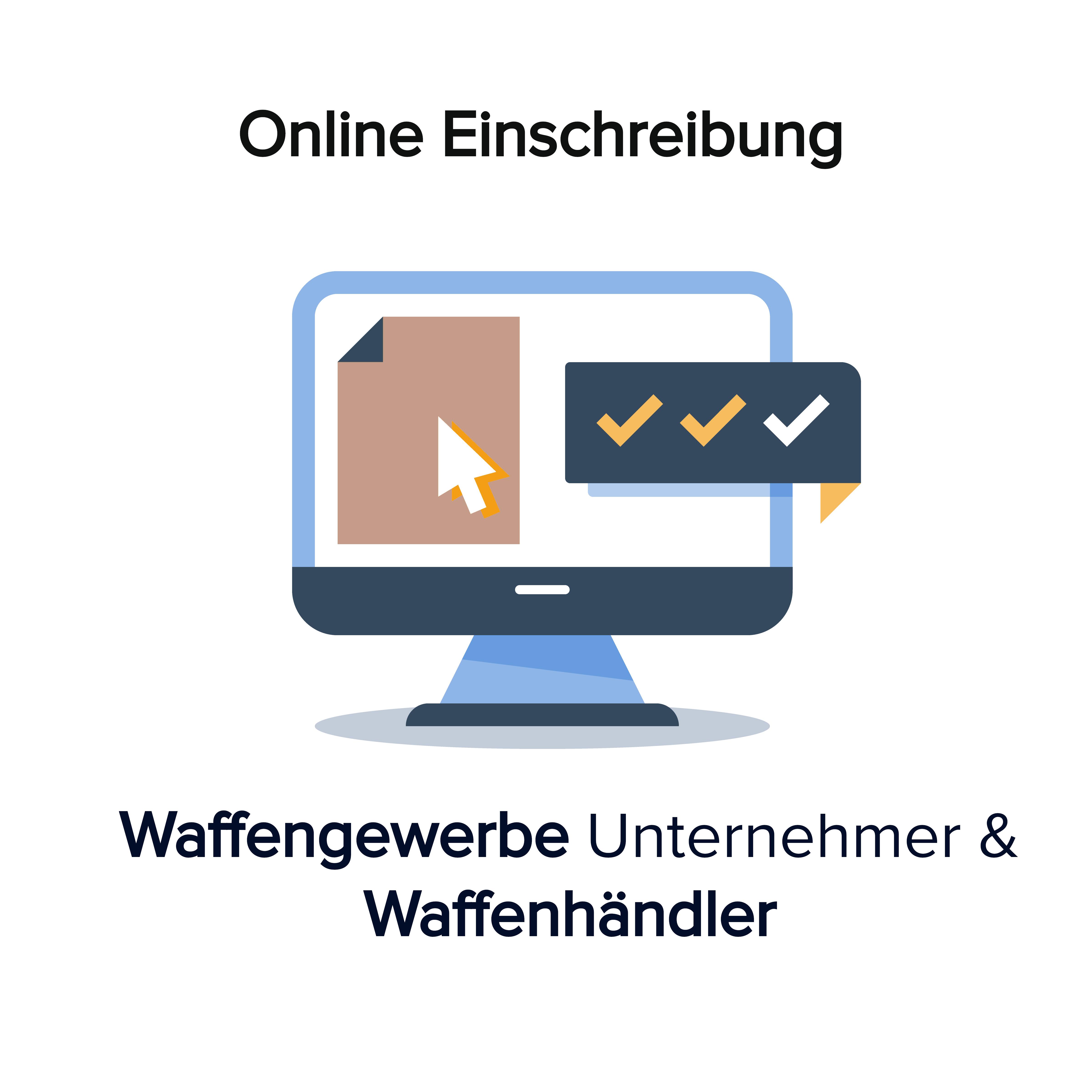 Online Kurs Einschreiben Waffenfachkunde Waffenhändler