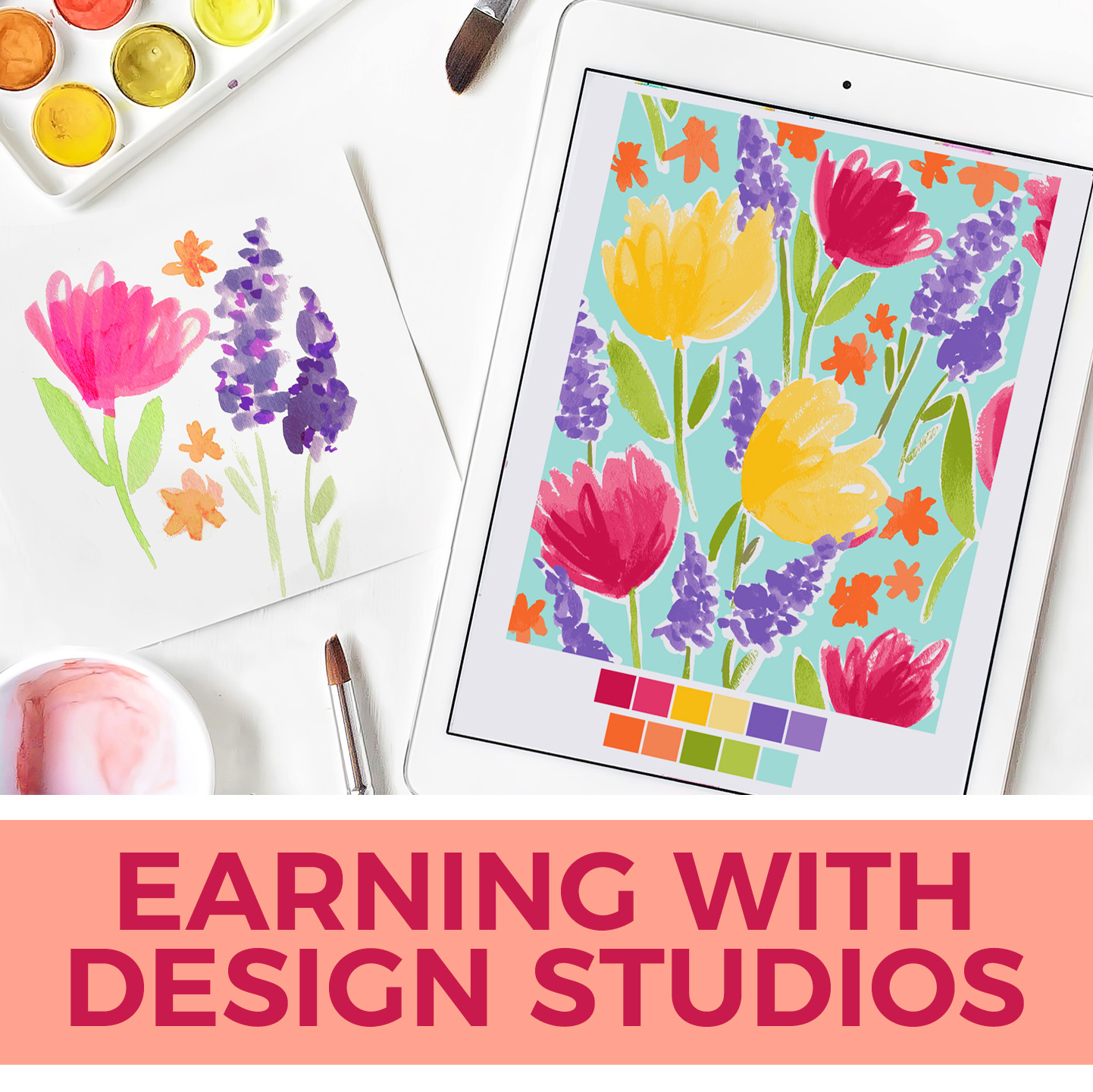 Earning with Design Studios