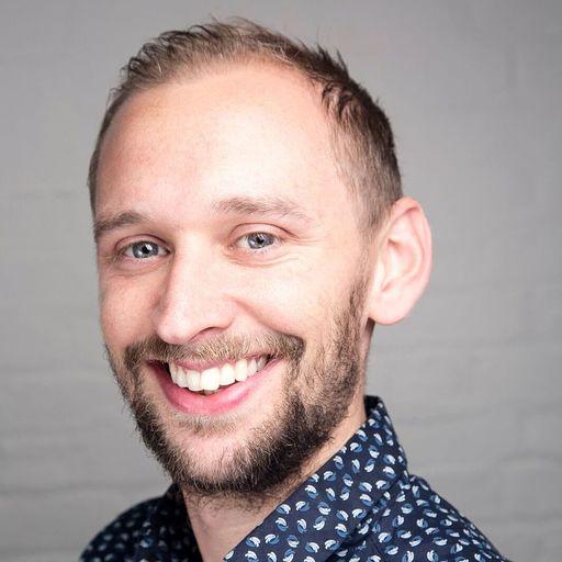 Andy Lambert Growth Director ContentCal