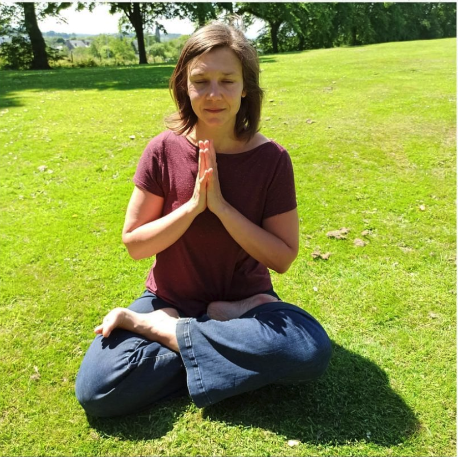 Natacha Maillard yoga teacher