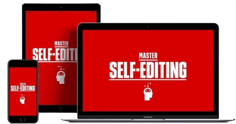 Introducing: Master Self-Editing