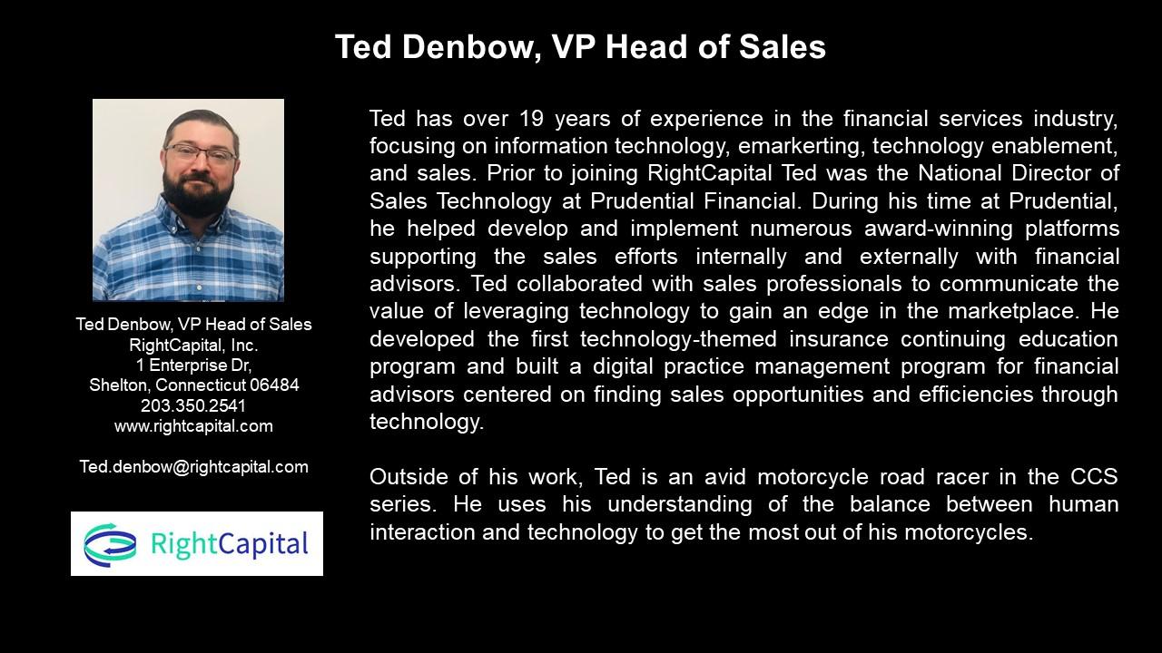 Ted Denbow