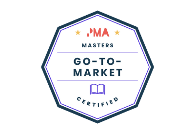 Go-to-market certified badge
