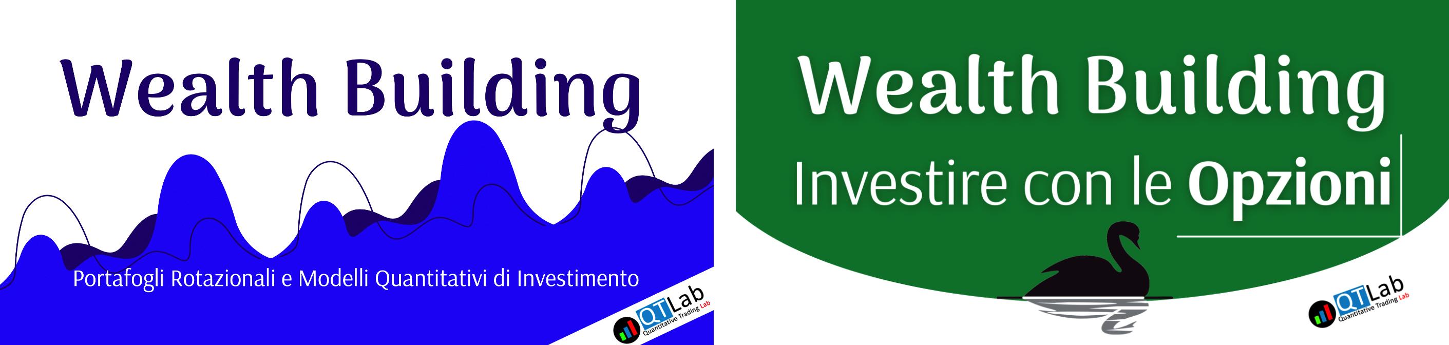 Wealth Building Portafogli Azionari e Opzioni