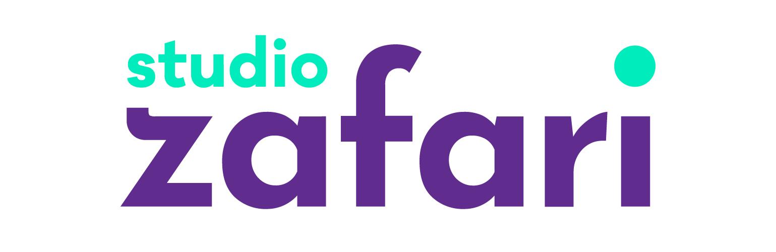 Studio Zafari- full service educational production company- logo image