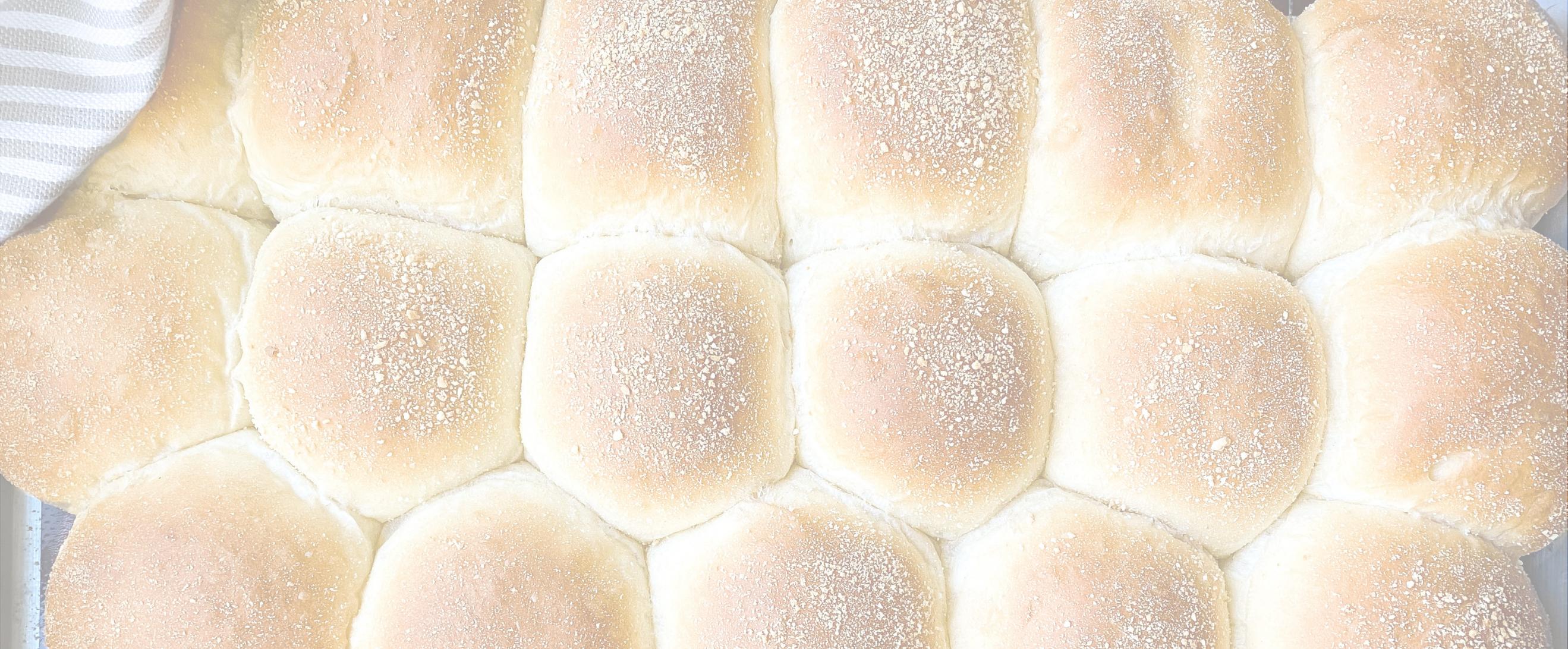 Bread Baking Online Course Butterbuns
