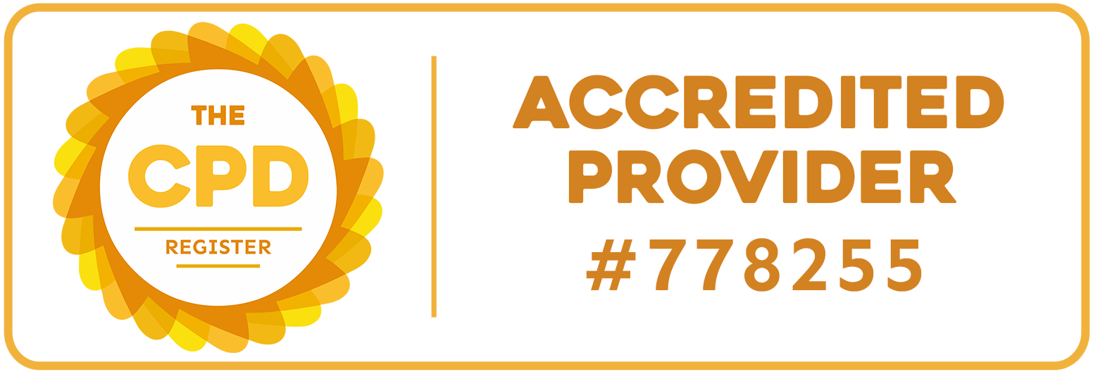 Accredited provider number for Parallel