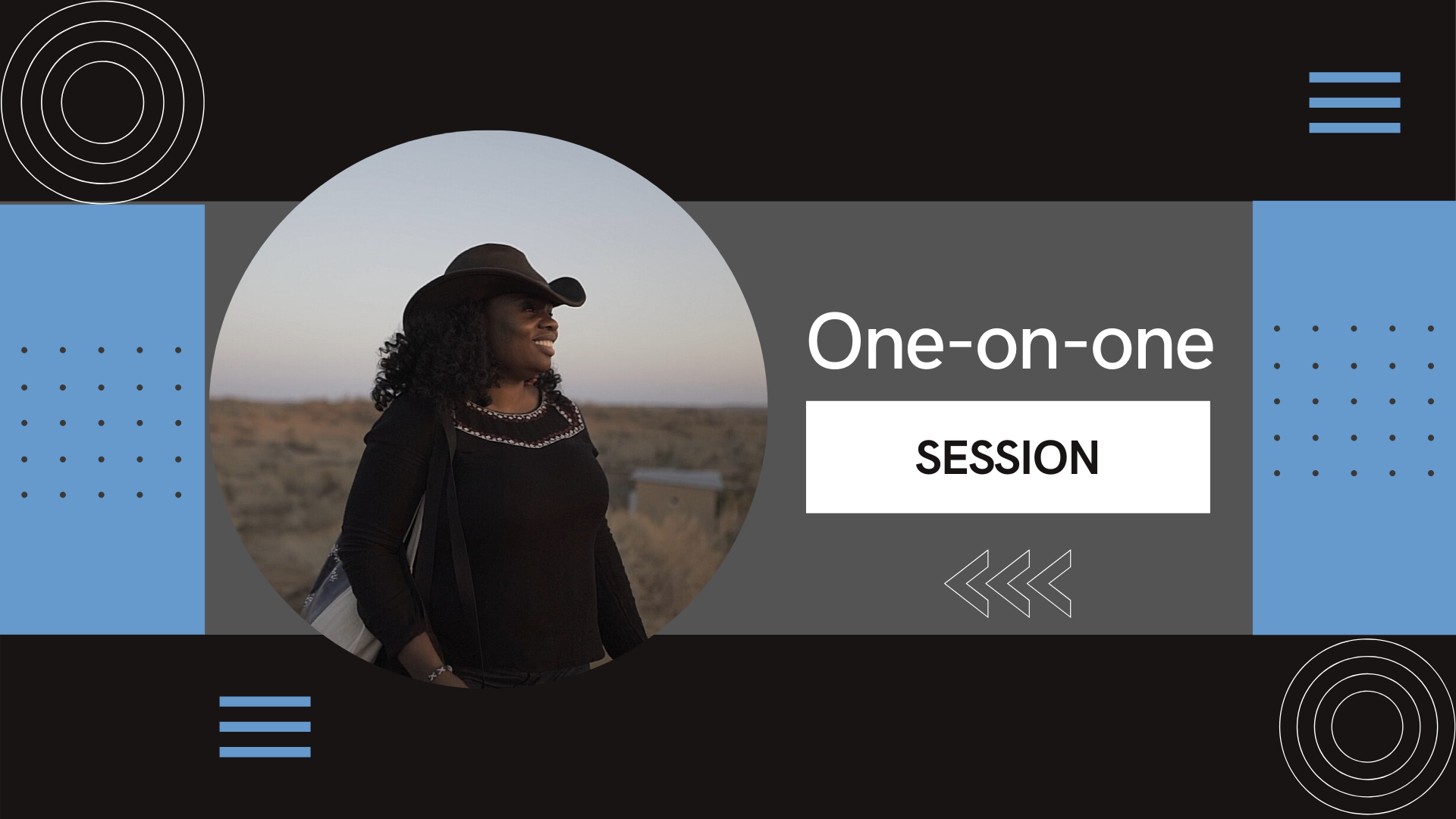 Book a one-on-one session with Lola Akinmade Åkerström