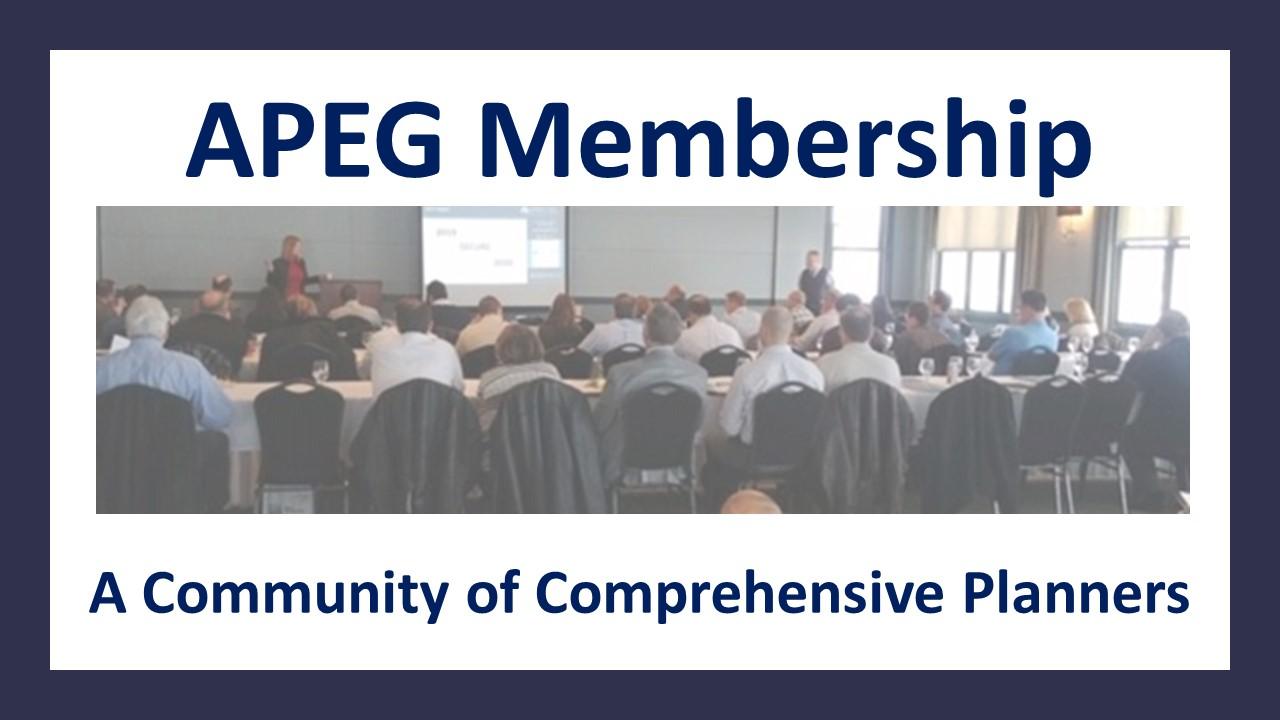 APEG Membership