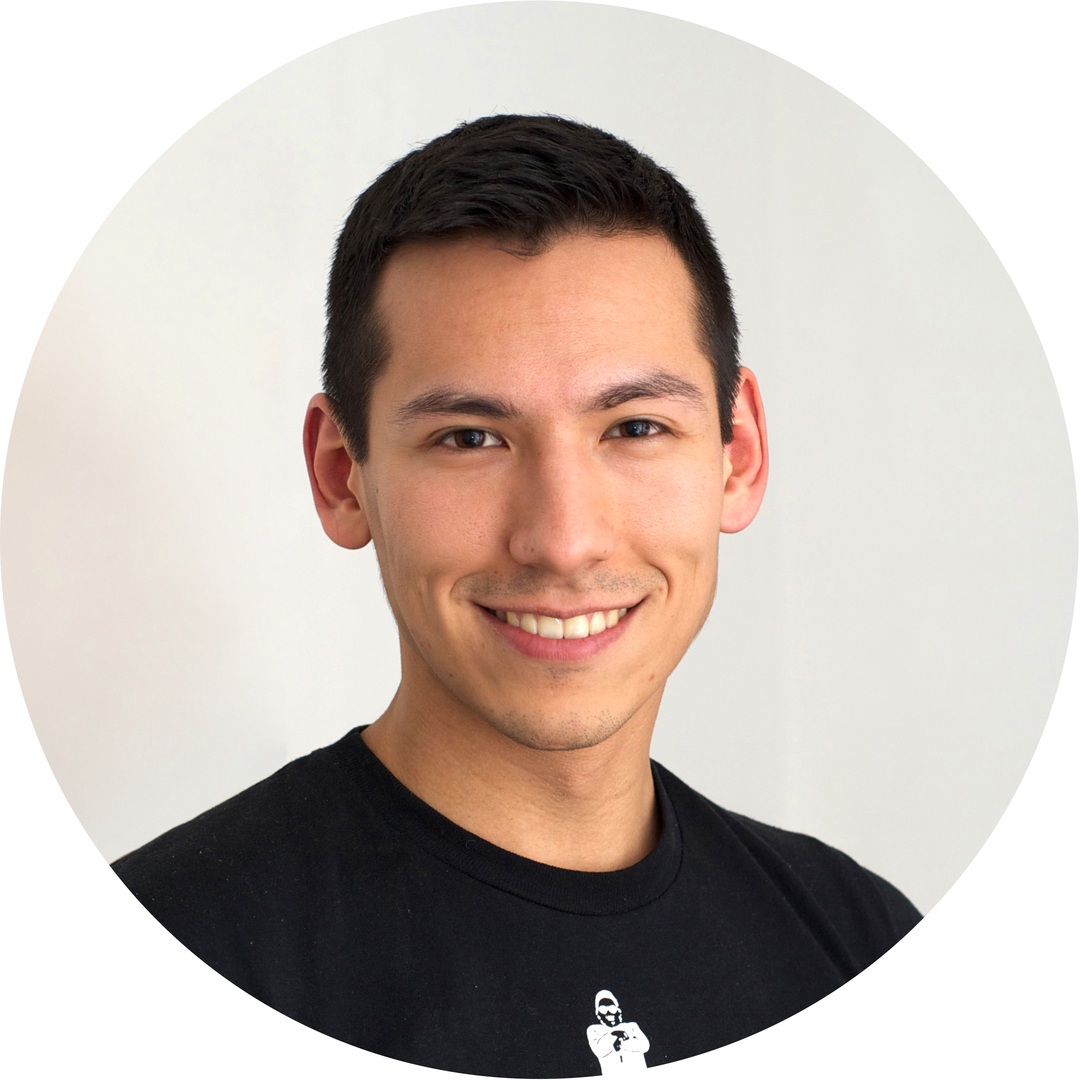 Anton Caceres (reviewer) headshot