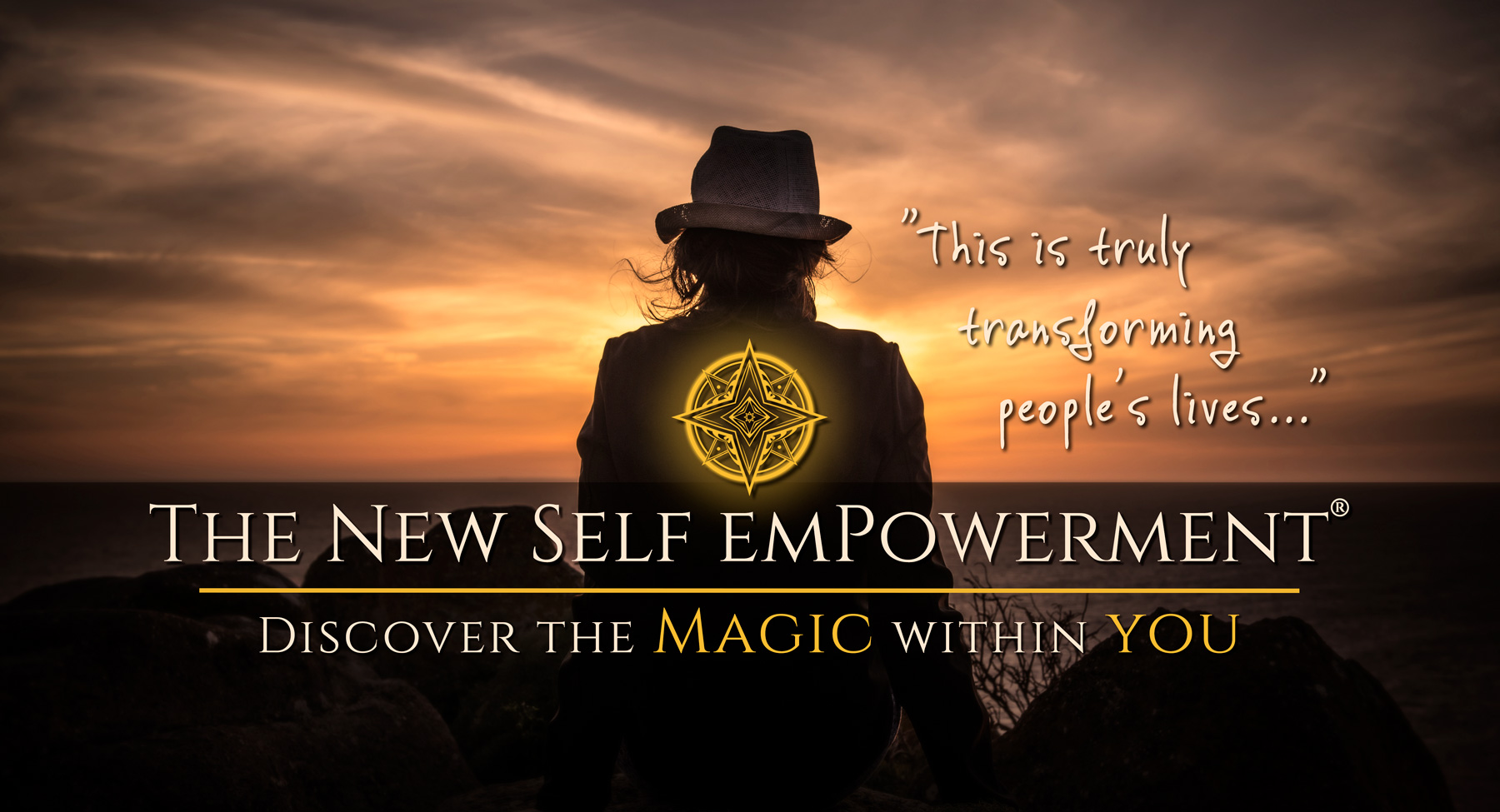 The New Self emPowerment School Header