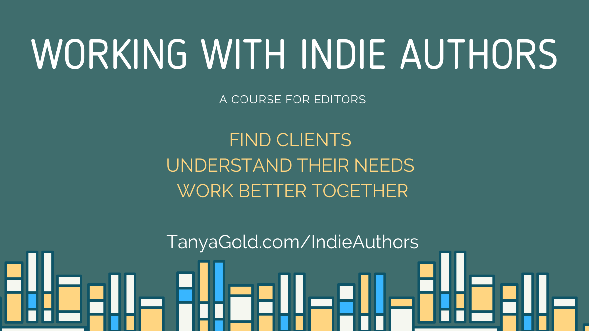 Working with Indie Authors