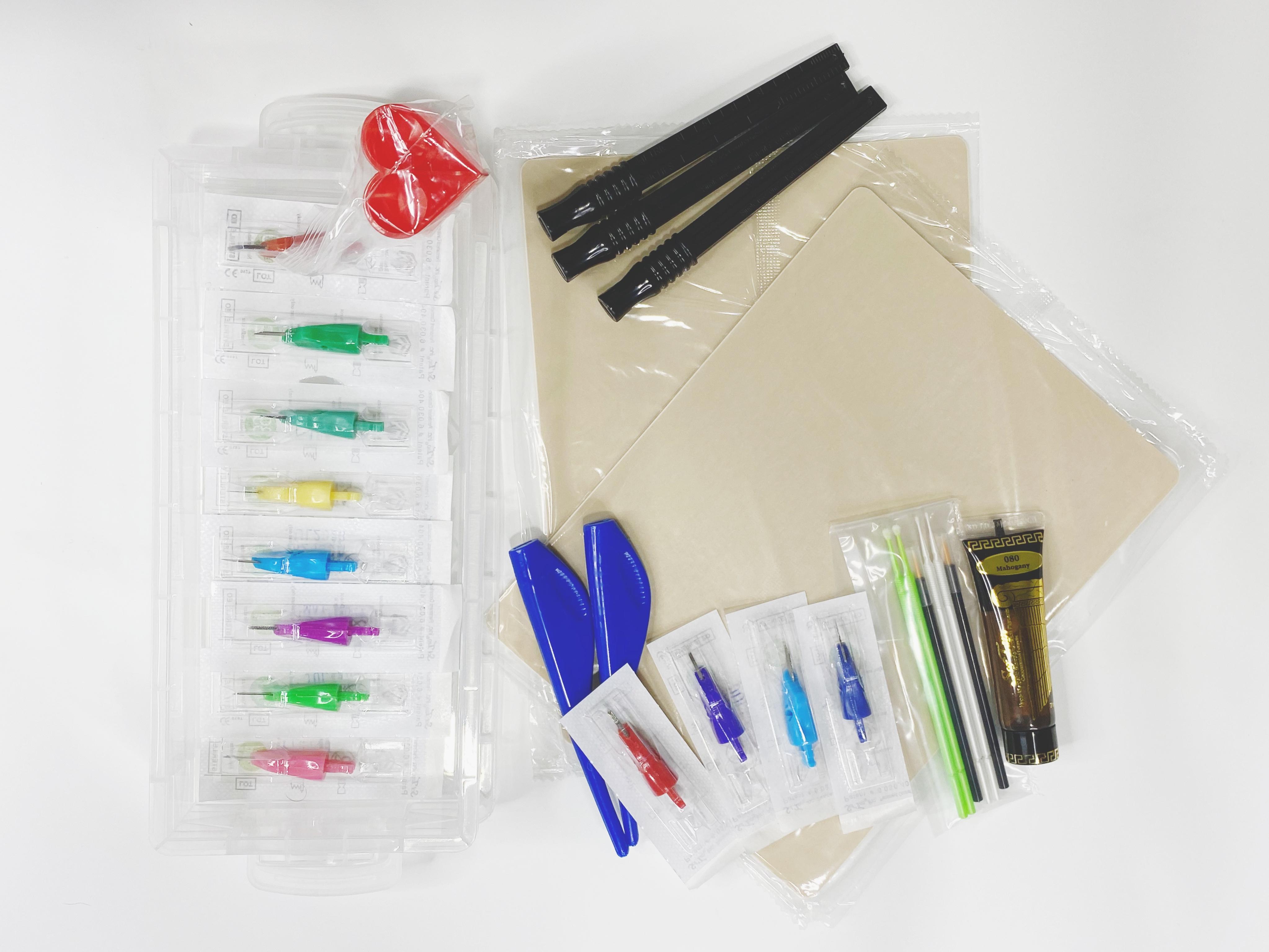 practice kit for eyeliner