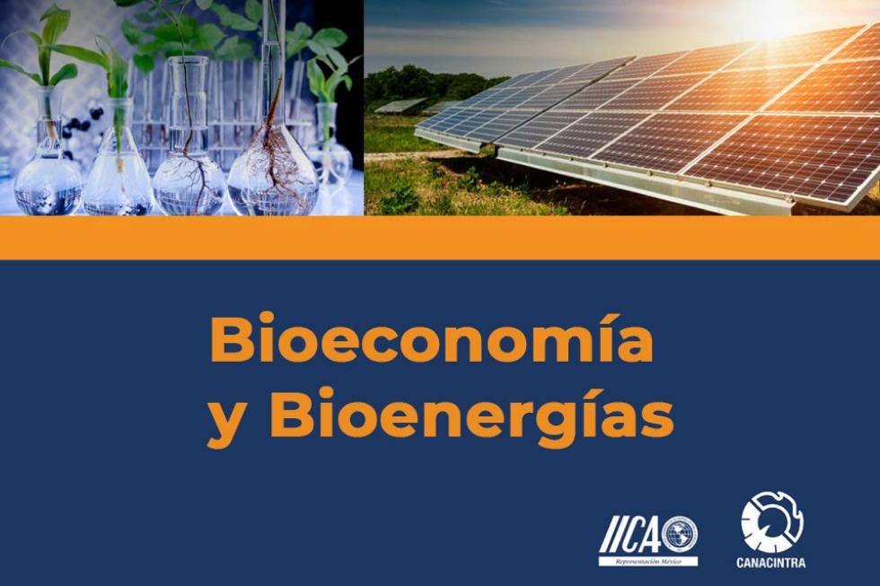 Bioeconomía y Bioenergías