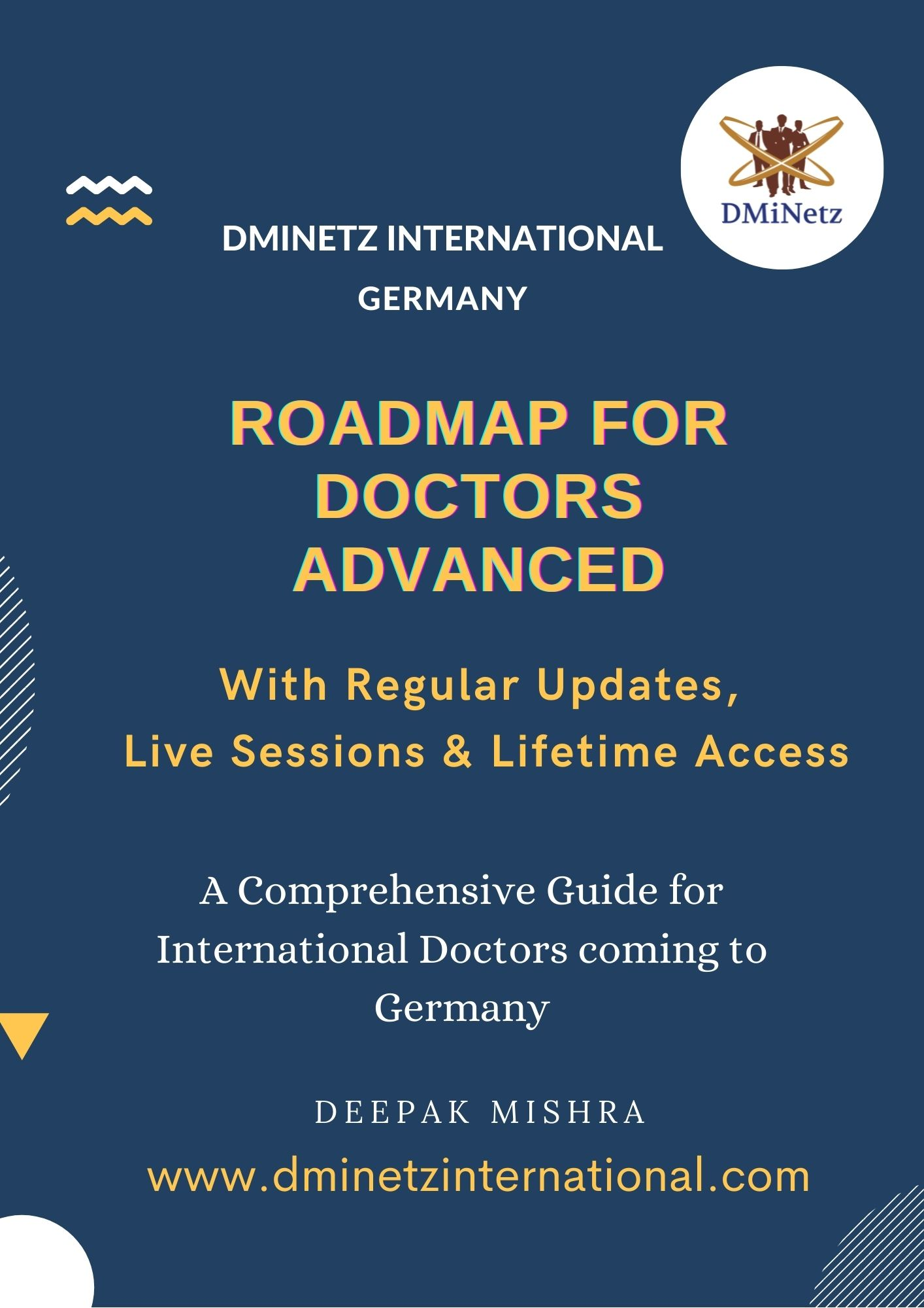 roadmap for doctors advanced