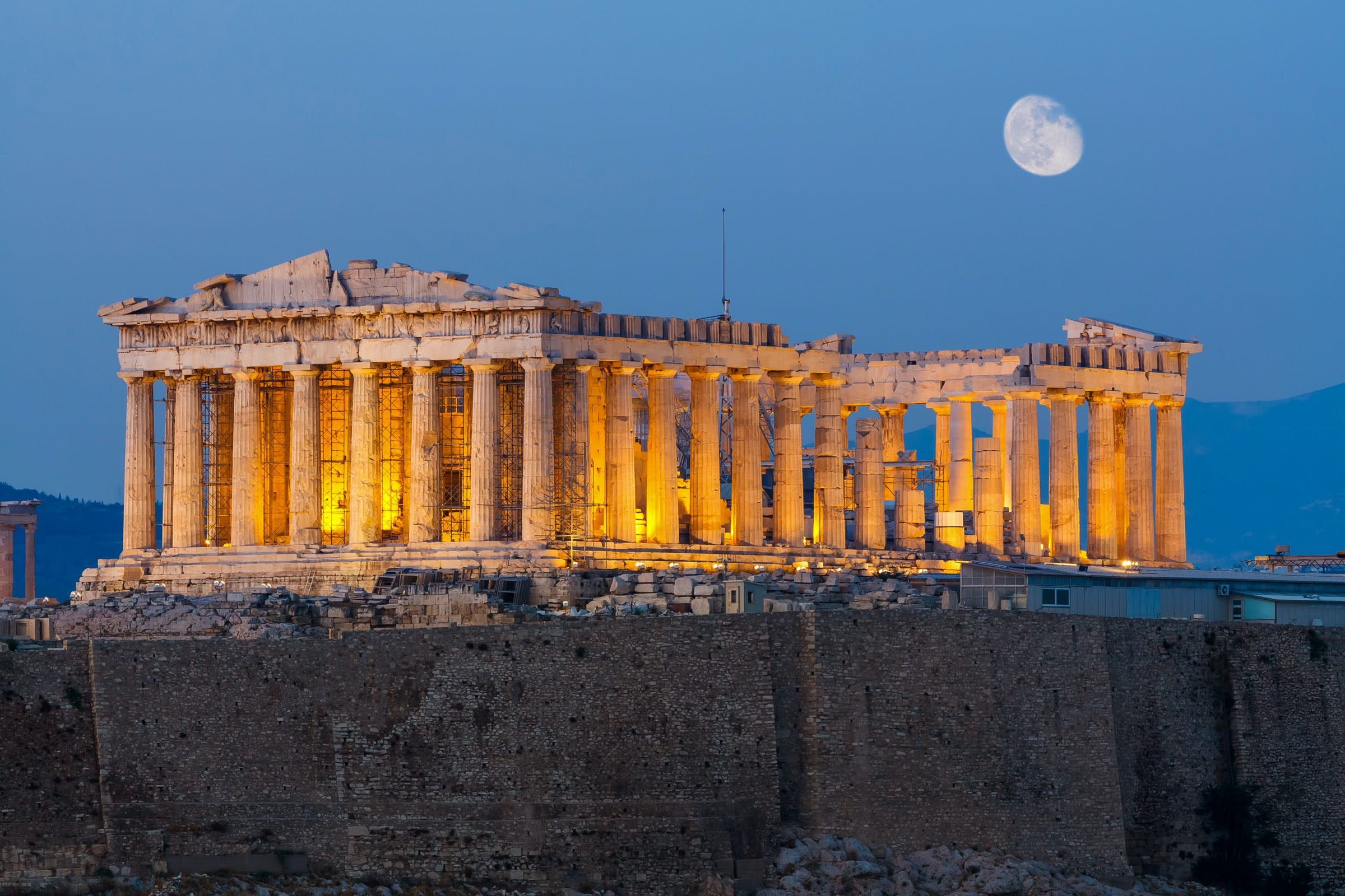 Greek Mythology in Ten Minutes
