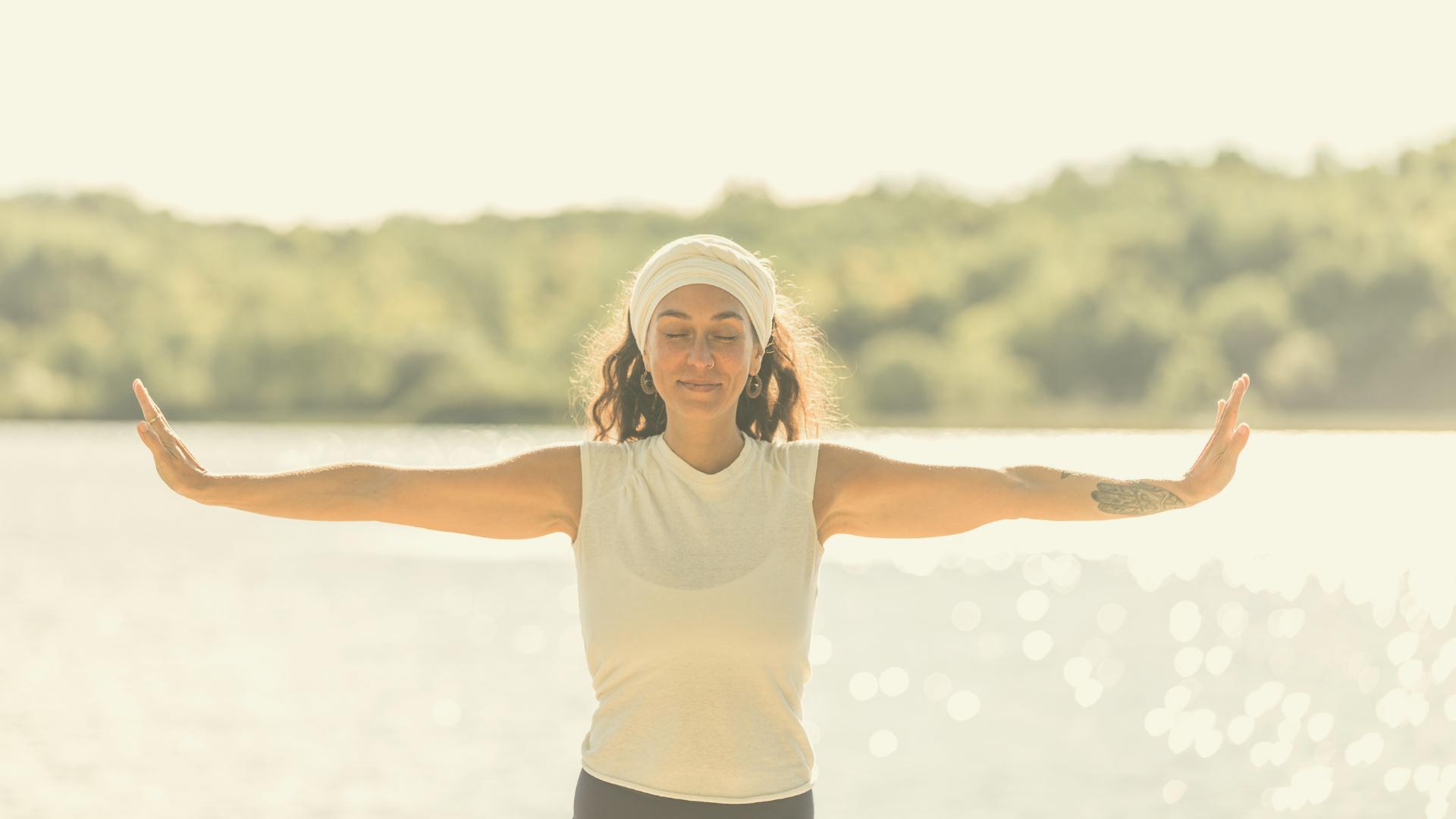 yoga kundalini en français posture