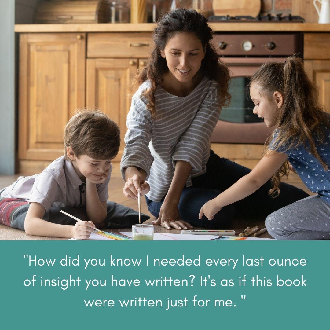 Homeschool Mama Self-Care Ad